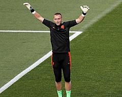 'Ajax krijgt belangrijk nieuws over Jasper Cillessen'