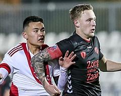 Doelpuntrijk gelijkspel voor Jong Ajax, Almere wint ruim