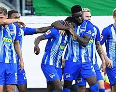Bizarre blessure doelman volgende tegenvaller voor dolend Hertha BSC