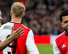 VIDEO: Feyenoord op voorsprong na enorm geblunder in ADO-defensie