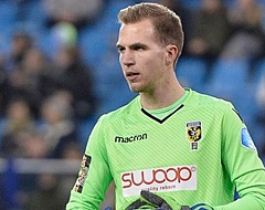 Fraser spreekt zich uit over Vitesse-keepers: 'Dat lijkt me logisch'