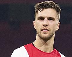 Ajax-schlemiel Veltman negeert kritiek: 'Ik heb de telefoon lekker weggestopt'
