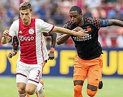 'Ik denk dat PSV wel eens kan gaan winnen in Amsterdam'