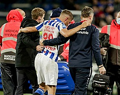 Heerenveen houdt perfecte score vast, zorgen om Veerman