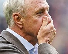 """Heerenveen wilde Cruijff als trainer: """"Jammer, ik heb getekend bij Barcelona'"""