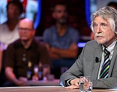 'Johan Derksen stichtte VI-rel om bizarre reden'
