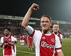 Geen huldiging voor Jong Ajax: 'Feestje op het veld'
