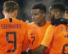 Vijverberg niet langer vaste thuisbasis Jong Oranje