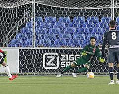 Jong PSV knokt zich naar gelijkspel tegen MVV