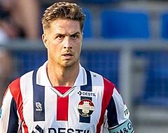 Willem II-aanvoerder reageert op bizarre voetbalavond