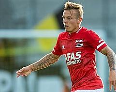 <strong>De 11 namen bij AZ en FC Groningen: Clasie in de basis</strong>