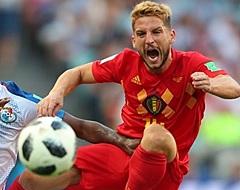 VIDEO: Mertens breekt met heerlijke volley eindelijk de ban voor Belgen