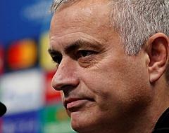 🎥 José Mourinho breekt tijdens interview