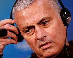 """Mourinho zorgt voor eerste rel: """"Getuigt wel van heel veel klasse"""""""