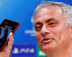 """Mourinho na verlies tegen City: """"Wij hebben te maken met andere omstandigheden"""""""