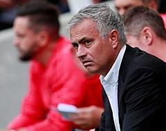 Mourinho maakt gehakt van eigen ploeg: 'Fouten echt niet verwacht'