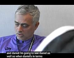 Mourinho geeft statement af over 'afgeschreven' Alli
