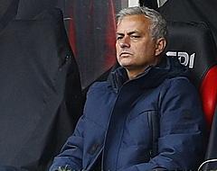 """Mourinho klaagt na zege: """"Ze hebben ons niet geholpen"""""""