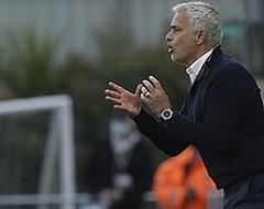 "Boze Mourinho: ""Iedereen weet wat ik bedoel, iedereen"""