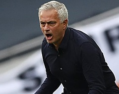 """Mourinho tevreden na Spurs-zege: """"Sinds ik er ben staan we vierde"""""""