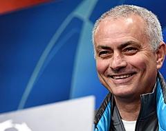 'Spurs legt José Mourinho reprimande op'