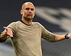 Guardiola zet Manchester City-spelers op scherp