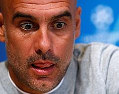 Guardiola: 'Ik denk dat we Champions League mogen spelen'