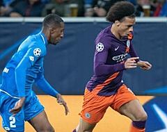 VIDEO: Sané schiet Man City met fenomenale vrije trap op gelijke hoogte