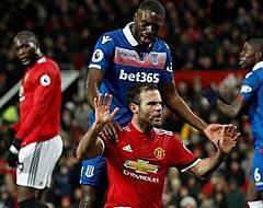 United maakt geen fout en loopt drie punten in op City
