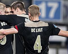 Kijkers Heerenveen-Ajax maken KNVB met grond gelijk: 'Dit is een farce'