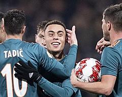 'Zeer positieve ontwikkelingen voor Ajax in CL'