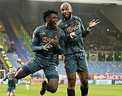 Ajax kondigt nieuwe sponsordeal aan