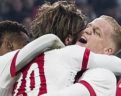 Volgende transferdoelwit Ajax 'gespot in Amsterdam'