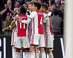 'Ajax-tweetal dankzij clausules op weg naar uitgang'