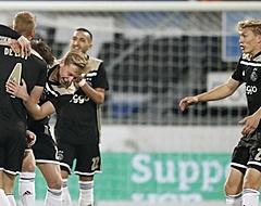 'Het is echt ongelooflijk dat Ajax hem gekocht heeft'