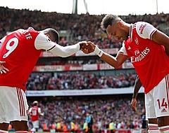 Arsenal wint ook van Burnley en staat op zes uit twee