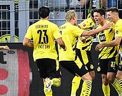 Haaland gelijk weer belangrijk voor Borussia Dortmund