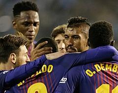 Sport: FC Barcelona heeft nieuwe centrumverdediger al binnen