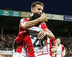 FC Emmen herhaalt kunstje en wint met 2-0 van Heerenveen