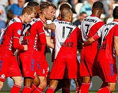 FC Utrecht zet Heracles Almelo al buitenspel in heenwedstrijd