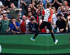 Feyenoord-supporters tweeten allemaal hetzelfde