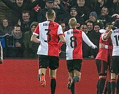 Enorme transferteleurstelling voor Feyenoorder