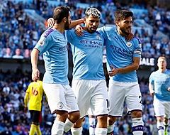 Manchester City houdt galavoorstelling en scoort er acht