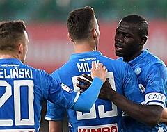 'Napoli bereidt transfer voor van tientallen miljoenen euro's'