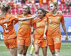 'Maatregel op komst binnen basisformatie Oranje Leeuwinnen'