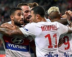 VIDEO: Fans Olympique Lyon gaan viraal met actie