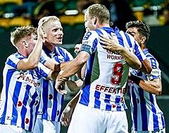 Heerenveen al in eerste helft klaar met Fortuna Sittard