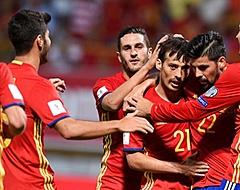 'Spanje laat zeker één grote naam thuis tijdens WK'