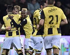 Vitesse mazzelt: sterkhouder slechts één duel geschorst