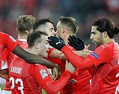 Zwitserland zorgt voor enorme verrassing en knikkert België uit Nations League
